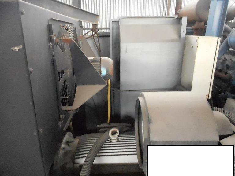 Compressor de Ar Elétrico Atlas Copco GA-110-100AP Ano 1995