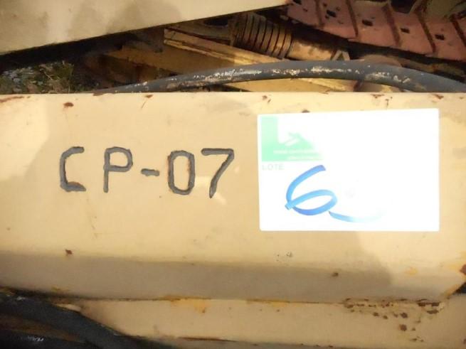 Carreta Perfuração Atlas Copco ROC-601 Ano 1988