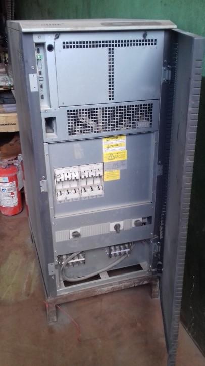 Conversor de Frequência 400/60Hz /400/50Hz  SALICRU