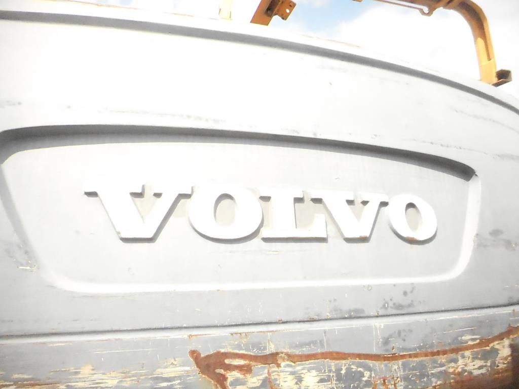 Escavadeira Volvo EC-360 Ano 2008