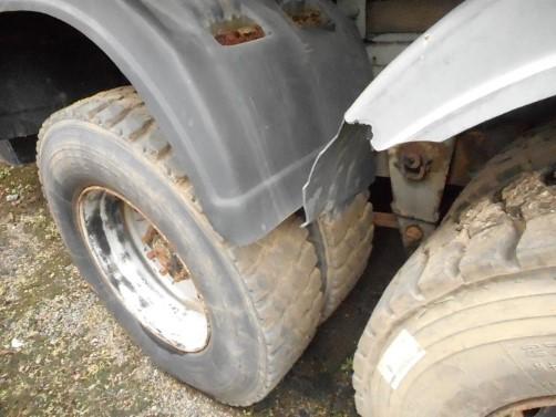 Caminhão Tanque de Combustível Volkswagen 16.300 6x2 Ano 1996 - Vendido