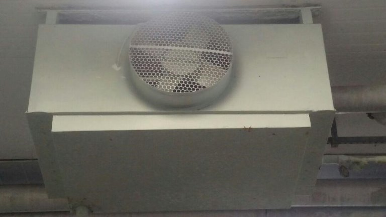 Evaporador - Preparação de massas - Evaporador Industrial Para Amônia