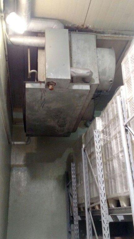 Evaporador - Camara RF 7 - Evaporador Industrial Para Amônia