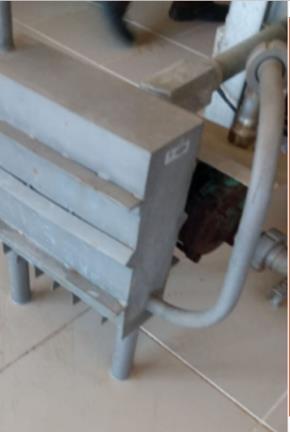 Aquecedor Elétrico para Água com Motobomba Acoplada