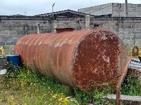 Tanque Reservatório Aéreo em Aço