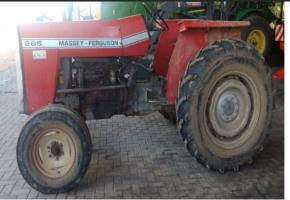 Trator Agricola Massey Fergusson 265