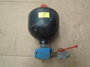 Acumulador Hidráulico Aço Inox Para Máquina Prensa Unipress Bergi