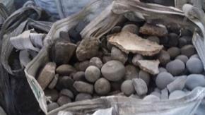 Sucata Corpos Moedores com Impurezas aprox. 25 ton retirada imediata 15 ton a gerar em 4 meses SHE