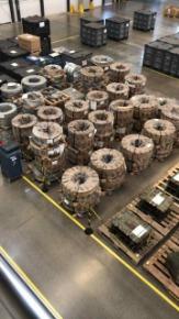 Aprox. 48 toneladas de Bobinas de Slitter novas