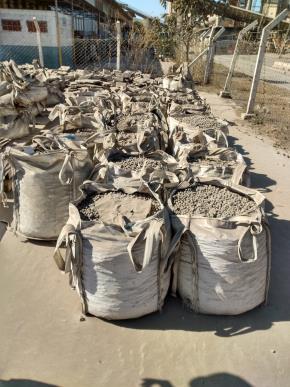 Sucata de Corpos Moedores com Impureza Aprox. 25 ton retirada imediata e 45 ton a gerar em 3 meses