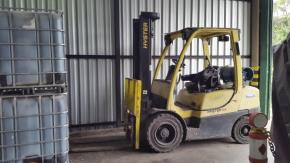 Empilhadeira Hyster H55FT 2009