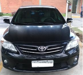 Toyota Corolla Altis 2.0 Flex. Aut. Blindado Nivel III-A