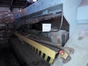 Máquina de Enxugar e Estirar Couro Bauce PRC4 2002