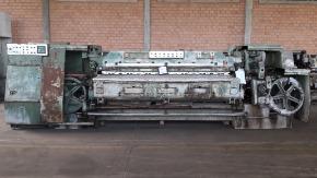 Máquina de Dividir Couros Rizzi SRN6
