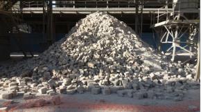 Sucata de Tijolos Refratários Aprox. 100 ton