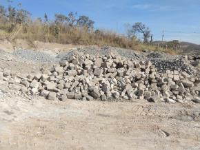 Sucata de Tijolos Refratários Complexo DF Aprox. 440 a gerar em 12 meses