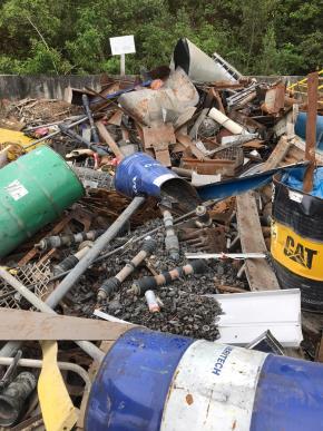 Sucata de Aço Comum Aprox. 100 ton