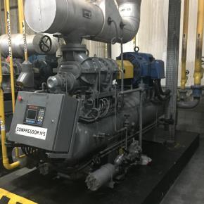 Compressor Economizer N200 Vmd 2007 (05)