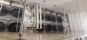 Evaporadores de túnel A/B
