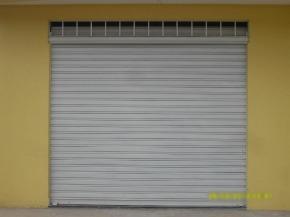 Porta Rollup ou Rollmatic - Vulgo Porta de Comércio