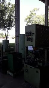 Máquina de Secar Couro a Vácuo Incoma Olverlay TM 4