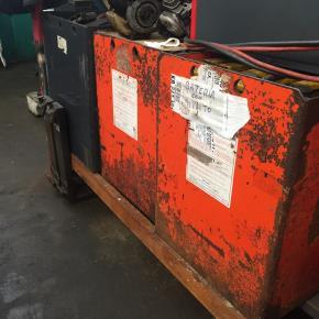 Sucata de Baterias aprox. 5,6 ton