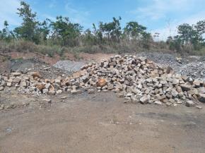 Sucata de Tijolos Refratários Complexo MT Aprox. 350 a gerar em 12 meses.