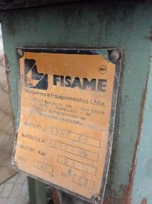 Prensa Hidráulica Fisame PAN 60