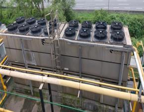 Condensador inox de 3.000Kcal/h