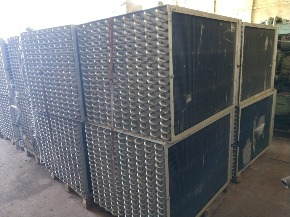 Aprox. 13 Toneladas de Radiadores Industriais - Cobre e Alumínio