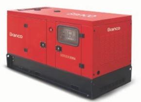 Gerador Diesel Refrigerado a Água - 26 KVA (contínuo) / 28.5 KVA (máximo) - Monofásico