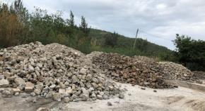 Sucata de Tijolos Refratários com Impurezas Aprox. 200 ton