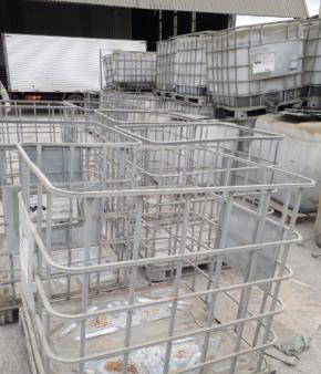 Reservatórios para Aditivo (Bombonas) 1000 litros