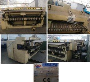 Máquina de Polir Couro Ficini Polar 1800 1999