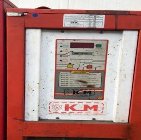 Carregador de Bateria KMT 48V/80